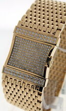 Bedat No.33 Reverso, NEW 18k $27,000.00 Diamond Watch.