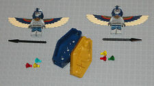 Lego Minifigures Lot 2 Flying Mummy Evil Monsters Castle People Knights Minifigs