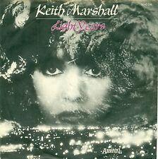 "KEITH MARSHALL - LIGHT YEARS / THERE GOES MY HEART 7"" SINGLE (E363)"