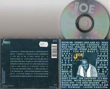 JOE TEX - Show Me / Fan Club Records 1992 / CD