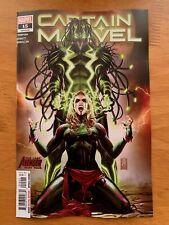 CAPTAIN MARVEL #15 Brooks Main 1st Cover Vox Supreme 2020 Marvel NM+