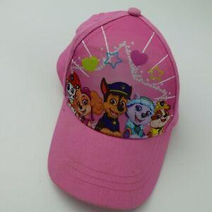Paw Patrol Pink Adjustable Kids Baseball Ball Cap Hat