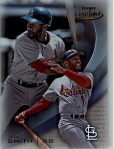 2016 Topps Gold Label Class 2 #87 Ozzie Smith