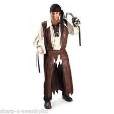 Adult Mans Mens Carribean Pirate Halloween Party Fancy Dress Costume Outfit