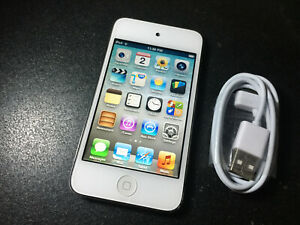 Used Apple iPod touch 4th Generation 8GB 16GB 32GB Black White A1367