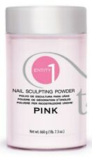 Entity Beauty -  Nail Acrylic Manicure Sculpting Powder *PINK* - 23.2oz (660g)