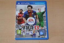 FIFA 13 PSVITA PlayStation Vita ** Spedizione gratuita nel Regno Unito **