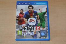 Fifa 13 PSVita Playstation Vita ** free uk livraison **