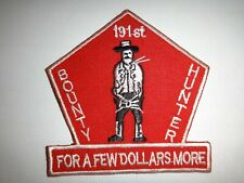 Vietnam War Patch Us 191st Aviation Company Bounty Hunter For A Few Dollars More