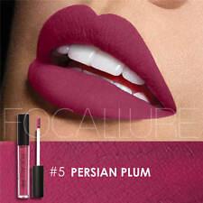 UK Hot FOCALLURE Lipstick Waterproof Long Lasting Matte Cosmetic Liquid Gloss