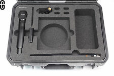 SHURE QLX-D/ULX-D Single Set Case incl. Inlay; Foam Inlay; Outdoor Case