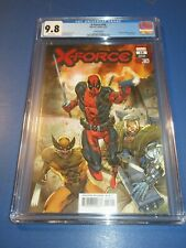 X-Force #18 Liefeld Deadpool Variant CGC 9.8 NM/M Gorgeous Gem Wow