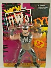 WCW NWO wrestling figure Nitro Hollywood Hulk Hogan