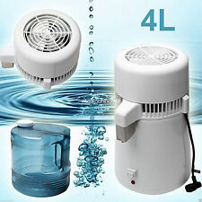 Brand NEW Stainless Steel Internal Pure Water Distiller Water Filter Distilled