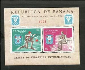 PANAMA, SC # 386 Fh, NORMAL BLOCK, MNH