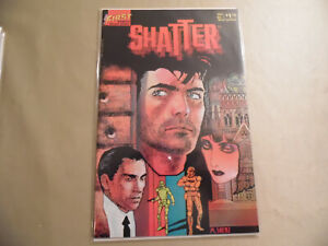 Shatter #1 (First Comics 1985) Free Domestic Shipping