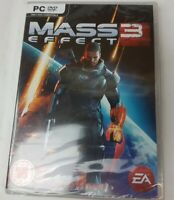 Mass Effect 3 PC DVD Rom Video Game Brand New Sealed