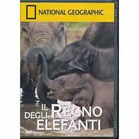 Il Regno degli Elefanti - n. 42 - National Geographic - DVD D054010
