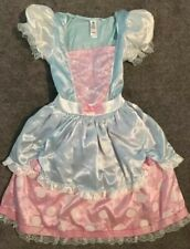 Girls Toy Story Little Bo Peep Dress Fancy Dress Costume Age7-8