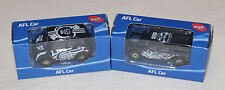 Geelong Cats 2014 + 2015 AFL Kids Collectable Mini Model Car Twin Pack New