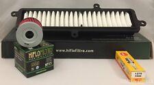 Service Kit - Filters & NGK Spark Plug Fits SUZUKI UH125 BURGMAN (2007 to 2018)