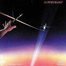 Famous Last Words - Supertramp CD A&m