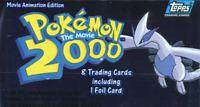 Topps Pokemon Film 2000 Offiziell Sammelkarten - Pick eine Karte
