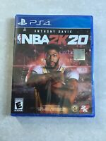 NBA 2K20 PS4 (SONY PLAYSTATION 4, 2019) Brand New Sealed and Free Shipping!