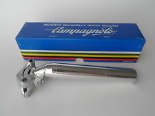*NOS Vintage 1980s Campagnolo Super Record 'last generation' seatpost 25.8mm*