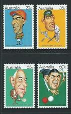 1981 ~Australia~Sports Personalities~Unmounted Mint~Stamp Set~ UK Seller~