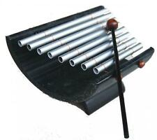 More details for fair trade indonesian traditional single octave xylophone ethnic percussion wood