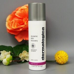 Dermalogica Dynamic Skin Recovery SPF 50, 1.7oz / 50ml -NEW NO BOX- EXP, 7/2023