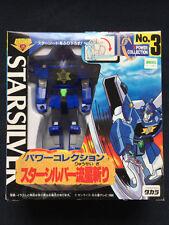 1995 Takara The Brave of Gold Goldran No.3 Starsilver Power Collection Robot MIB