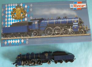 T372 Roco 69360 königl. Bayrische Staatsbahn   HINWEISE GENAU LESEN