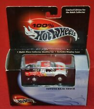 100% Hot Wheels Cool Collectibles TOYOTA BAJA TRUCK Red No Reserve Auction