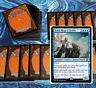 mtg BLUE TRICKS DECK Magic the Gathering rares 60 cards teferi keiga reef worm