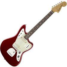 Fender Clásico Jaguar especial-Candy Apple Player Rojo