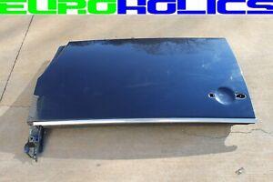 OEM Volkswagen Beetle 03-10 CONVERTIBLE Right Front Passenger Door Shell BLUE