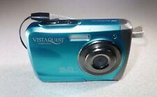 AgfaPhoto VistaQuest VQ VQ-8920 Sport 8.0 MP Waterproof Digital Camera - Blue