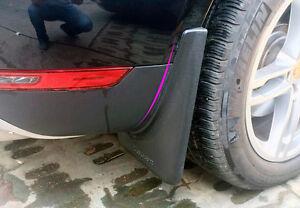 New Splash Guards Mud Flaps Fit For Porsche Macan 2014 2015 2016 2017 2018 2019