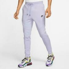 NEW NIKE SPORTSWEAR TECH FLEECE JOGGERS SWEATS LAVENDER MIST 805162-539 LARGE