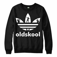 Juko Old Skool Jumper Acid House Rave DJ Dance Festival Gift Unisex Jumper Top