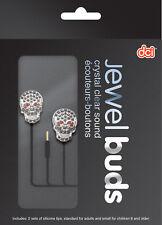 DCI Skull Jewel Ear Buds
