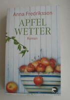 TB Apfelwetter von Anna Fredriksson (2014, Taschenbuch)