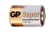 GP High Voltage 6v Alkaline Battery 11A MN11 for Car Alarm Lighter Camera etc
