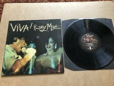 ROXY MUSIC - VIVA  LP ORIG 1976 UK  ISLAND ILPS 9400  A1 B2  ORIG INNER N/MINT
