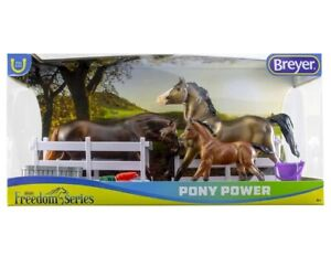 Breyer Freedom Series Pony Power