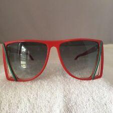 8110e7afe2 Red Vintage Sunglasses