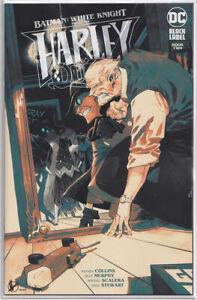 Batman: White Knight Presents - Harley Quinn #2 - Batman Variant