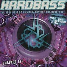 Hardbass Chapter 11 - 2CD - NEUWERTIG - HARDSTYLE HARD TRANCE